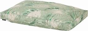 2 stuks! Kussen Hondenlounge luxe 70x100 Outdoor Dotan green