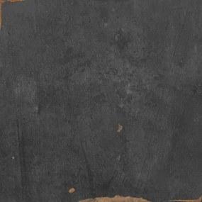 Vtwonen craft wandtegel 12.5x12.5 cm off black glossy glans 1393610
