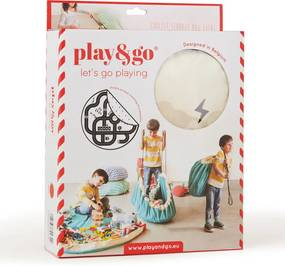Play & Go Roadmap speelmat en opbergzak