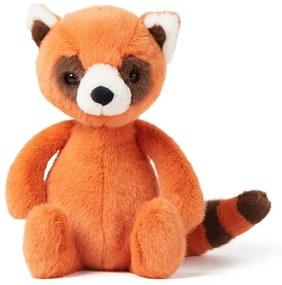Jellycat Whispits Red Panda knuffel 30 cm