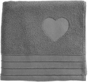 Rivièra Maison Heart Handdoek 100 x 180 cm