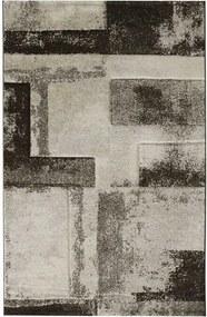 Vloerkleed - Blocks - Beige Trend Patroon, Modern 80 x 150 cm - Ga naar Dekbed-Discounter.nl & Profiteer Nu