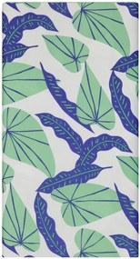 Tafelkleed 138x220 Papier Bladeren