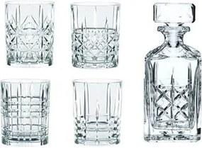 Highland Whiskey Set 5 st