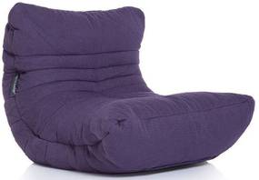 Ambient Lounge Acoustic Sofa - Aubergine Dream
