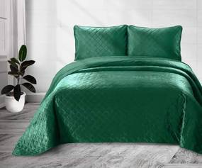 Sprei groen, Classico Green 1-persoons