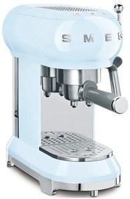 Smeg 50's Style espressomachine ECF01PBEU - pastelblauw