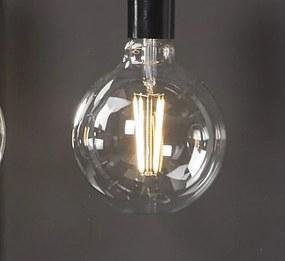 Tutto led lamp e27 3000k 380l bol 125 mm warm wit