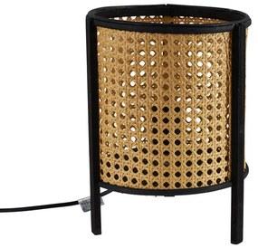 Tafellamp webbing - ø20x26,5 cm
