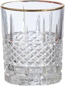 Drinkglas Ruit Goud