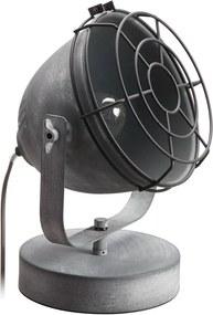 Tafellamp Cadmus Grijs