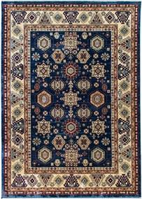 Ornament Vloerkleed - Rukhsar - Blauw 240 x 340 cm