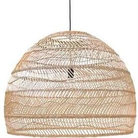 Wicker Rieten Hanglamp L
