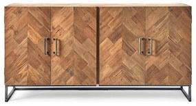 Rivièra Maison - Tribeca Dresser XL - Kleur: bruin