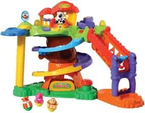Zoomizooz Klim en Verken Boomhuis - Plastic speelgoed