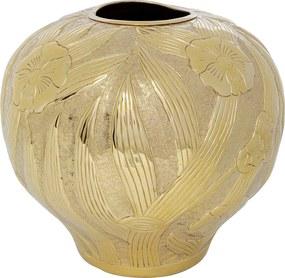 Kare Design Victoria Belly Gold Design Vaas Goud 34 Cm