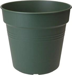 Bloempot Green basics kweekpot 11cm blad groen elho