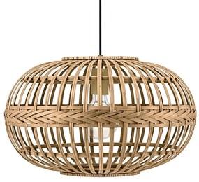 Eglo 49771 - Hanglamp AMSFIELD 1xE27/60W