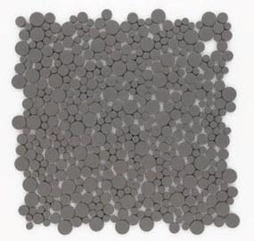JOS. Stucco Plaster Wandtegel 30x30 Mat Zwart 1444308