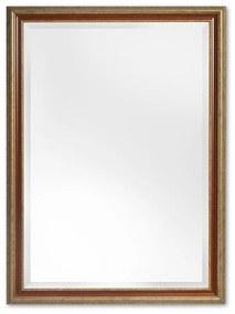 Klassieke Spiegel 100x130 cm Goud Oranje - Abby