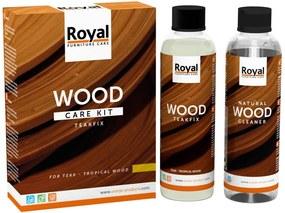 Royal Furniture Care Wood Care Kit Teakfix