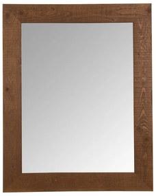 Spiegel old wood - 98x78x2 cm