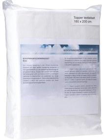 Infinity Boxspringbeschermingsset Infinity Bbs, (molton + hoeslaken) 160 x 200 cm