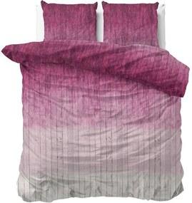 Sleeptime Elegance Wood Fresh 2 - Roze 2-persoons (200 x 220 cm + 2 kussenslopen)