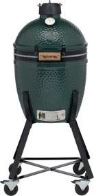 Big Green Egg Small kamado barbecue met Nest onderstel en beschermhoes