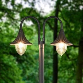 Madea - kandelaber met 2 lichtbronnen - lampen-24