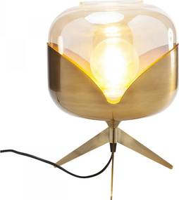 Kare Design Goblet Retro Tafellamp Messing