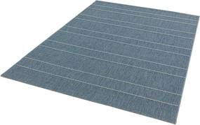 Vloerkleed Patio - Blauw - 10 Easy Living 80 x 150 cm - Ga naar Dekbed-Discounter.nl & Profiteer Nu