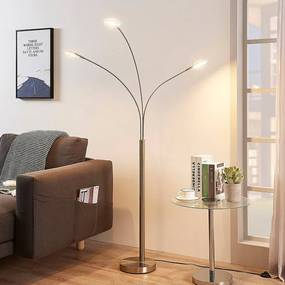 3-lamps LED vloerlamp Anea - lampen-24