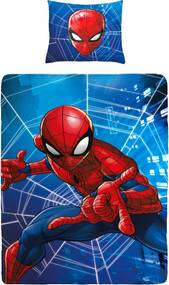 Dekbedovertrek Spider-Man web