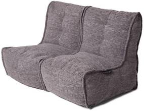 Ambient Lounge Twin Couch - Luscious Grey