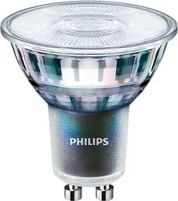 Philips MASTER LED ExpertColor 3.9-35W GU10 36D Extra Warm Wit Dimbaar