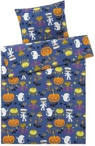 Kinder dekbedovertrek 140 x 200 cm Halloween