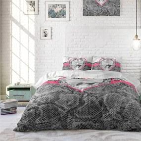 Sleeptime Elegance Snake Diamant 2-persoons (200 x 220 cm + 2 kussenslopen)