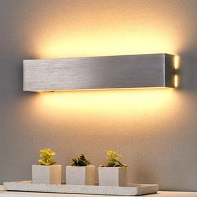 Ranik - Aluminium wandlamp met LED - lampen-24