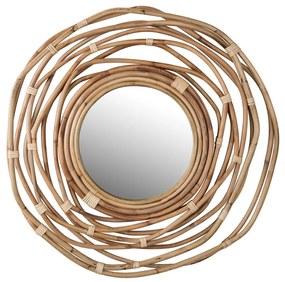 Dutchbone Kubu Rotan Spiegel - 75x75cm