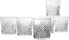 Luminarc whiskyglas 'Eugene' (set van 6)
