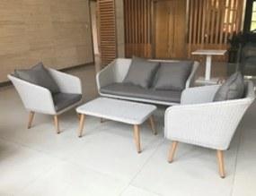 Single sofa 70x66x77 cm, wit