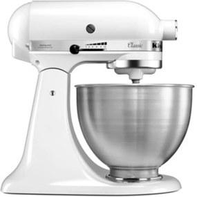 KitchenAid Classic keukenmachine 4,3 liter 5K45SSEWH