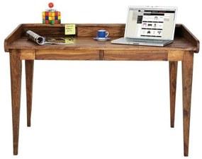Kare Design Authentico Houten Bureau Authentico Lady - 118 X 70cm.