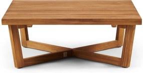 Rivièra Maison   Outdoor Salontafel Port Melbourne lengte 90 cm bruin outdoor tafels teakhout tuinmeubelen outdoor   NADUVI outlet
