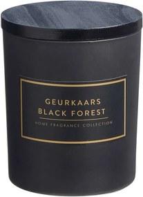 Geurkaars In Pot Black Forest