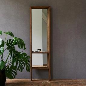 Rivièra Maison - Brooklyn Heights Mirror - Kleur: bruin