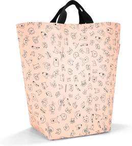 Storagesac Kids Opbergtas - Opbergzak voor speelgoed - Polyester - 27 L - Cats&Dogs Rose