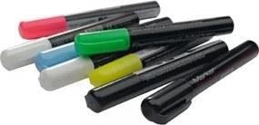 Glassboard markers - 3 mm - 8 stuks - assorti