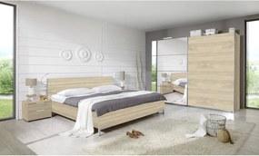 Goossens Basic Bedframe Londe, 140 x 200 cm